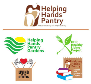 Helping Hands Pantry logos
