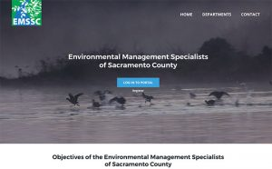 Environmental Management Specialists of Sacramento County - extranet